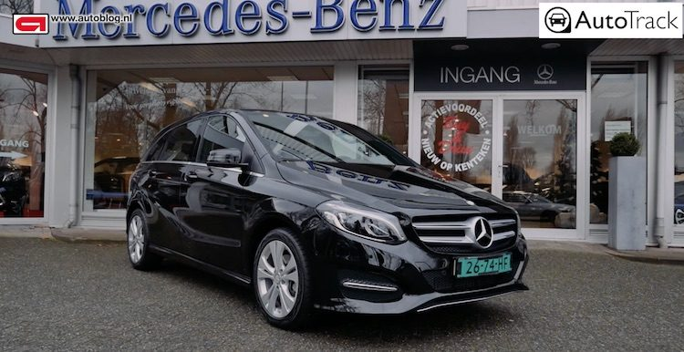 Mercedes B-klasse (W246) - occasion video & aankoopadvies