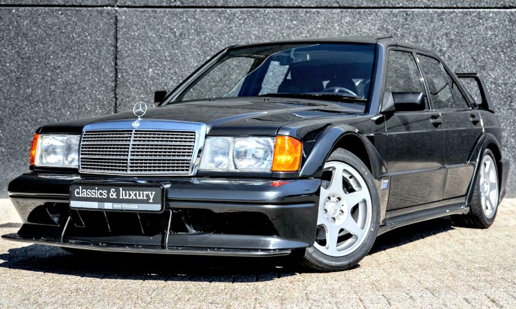 Mercedes-Benz 190 2.5 - 16 Evolution II (W201) '90