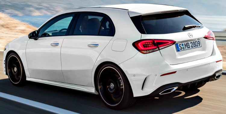 Mercedes-Benz A200 Business Solution AMG (W177) '18