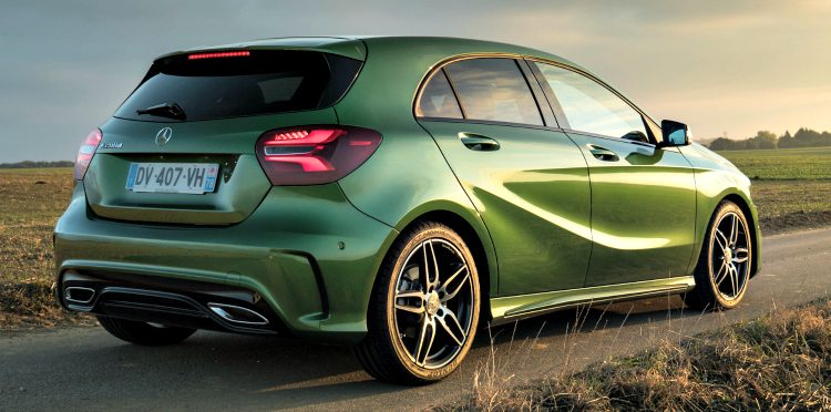 Mercedes-Benz A200 Edition AMG (W176) '15