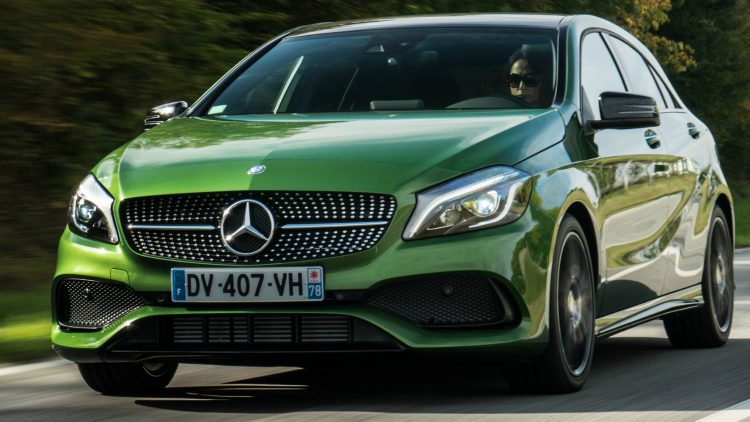 Mercedes-Benz A200 Edition AMG (W176)