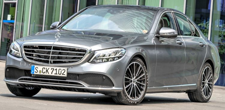 Mercedes-Benz C200 (W205) '18