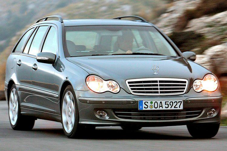 Mercedes-Benz C220 CDI Combi Elegance (S203) '05