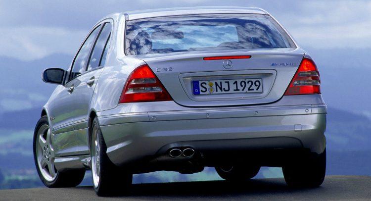 Mercedes-Benz C32 AMG (W203) '02