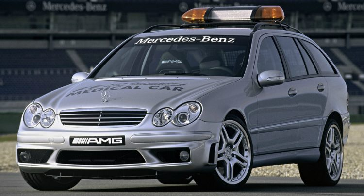 Mercedes-Benz C55 AMG Medical Car