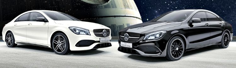 Mercedes-Benz CLA Star Wars Edition (C117) '18