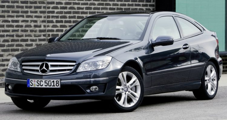 Mercedes-Benz CLC 350 (CL203) '08