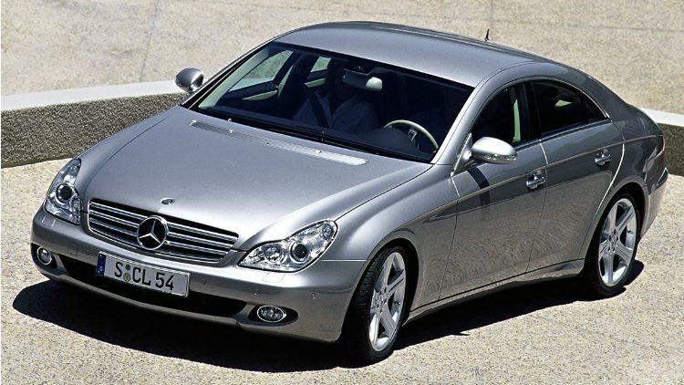 Mercedes-Benz CLS350 (C219) '06