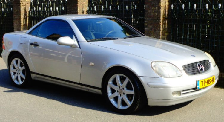 Mercedes-Benz SLK200 (R170) '98