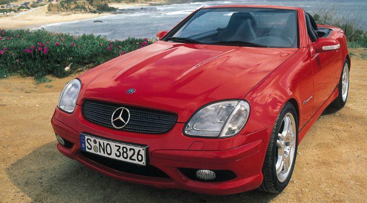 Mercedes-Benz SLK32 AMG (R170) \'01