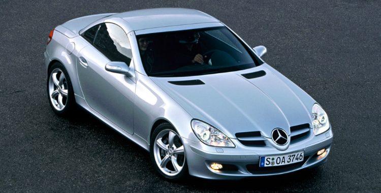 Mercedes-Benz SLK350 (R171) '04