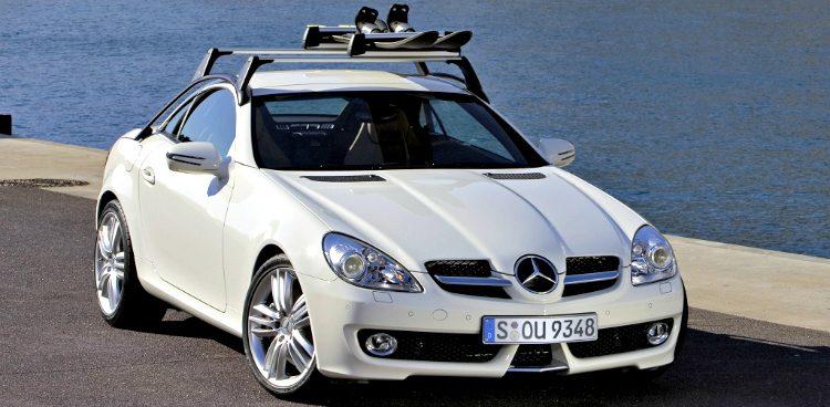 Mercedes-Benz SLK350 (R171)