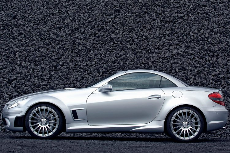 Mercedes-Benz SLK55 AMG Black Series (R171)