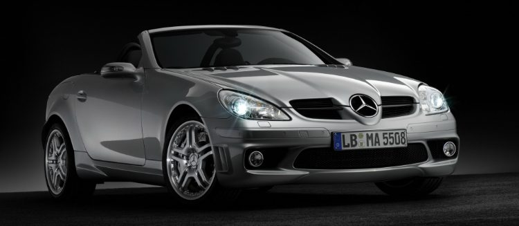 Mercedes-Benz SLK55 AMG Performance Package (R171) '05