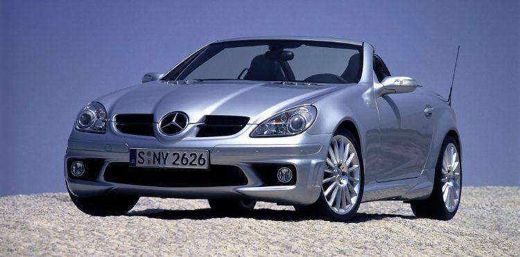 Mercedes-Benz SLK55 AMG (R171) '01