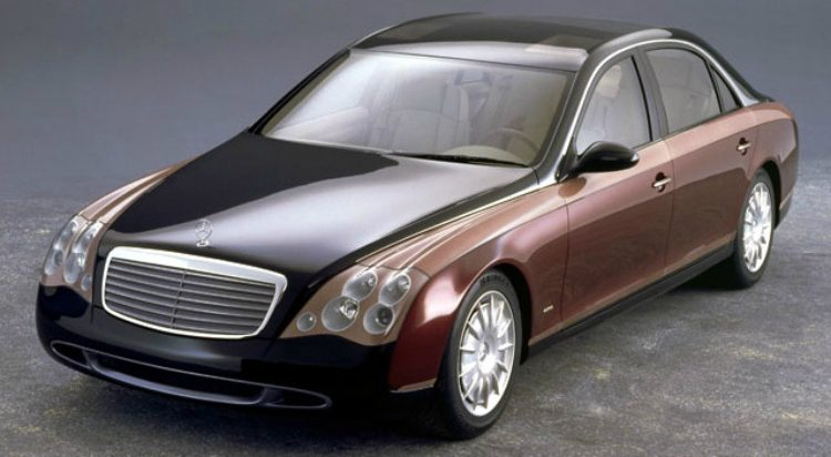 Mercedes-Benz Maybach Concept