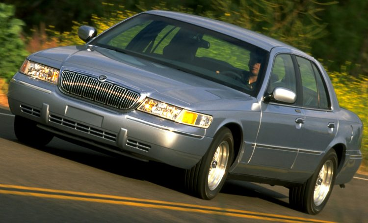 Mercury Grand Marquis '00