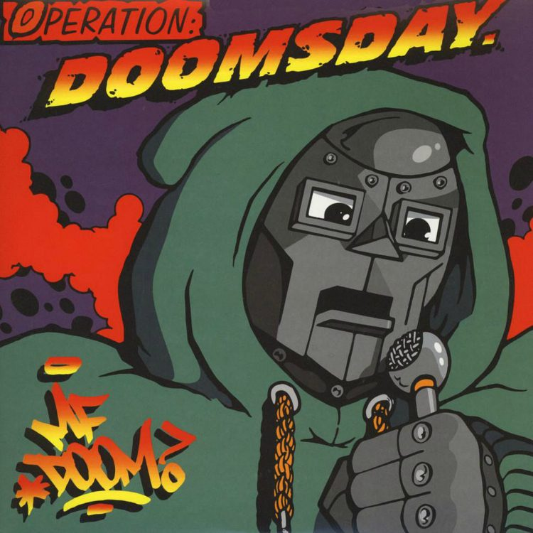 MF Doom - Operatin Doomsday '99
