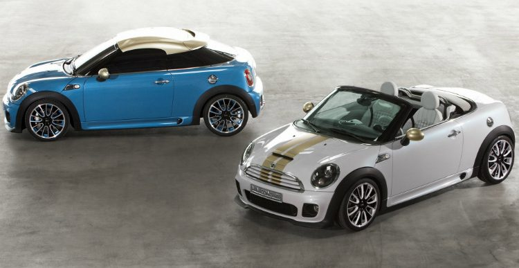 MINI Coupe (R58) & MINI Roadster (R59) '15