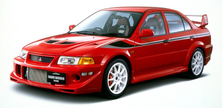 Mitsubishi Lancer Evolution VI GSR Tommi Makinen Edition (CP9A) '00