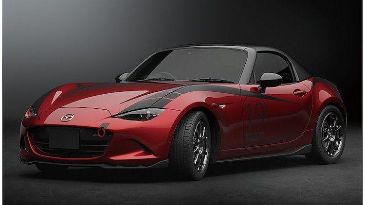 Mazda MX-5 (ND) krijgt een bijzondere hardtop