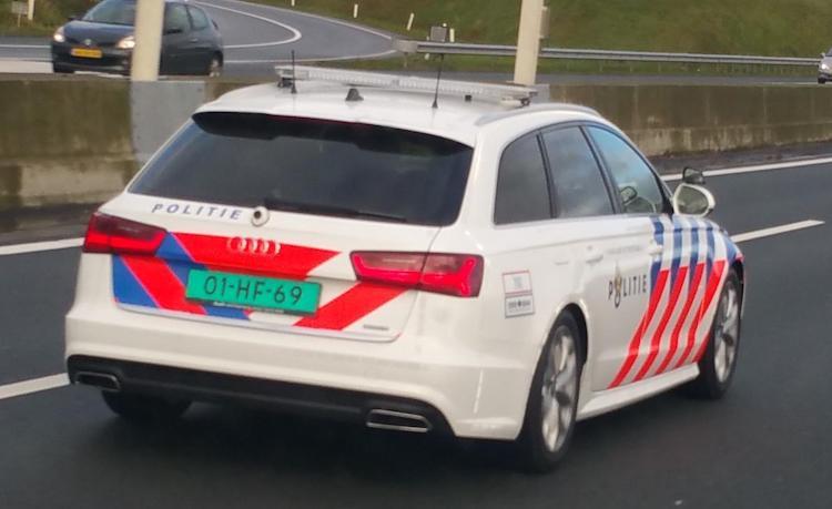 Audi's dieselboete (800 miljoen) treft ook A6 van politie