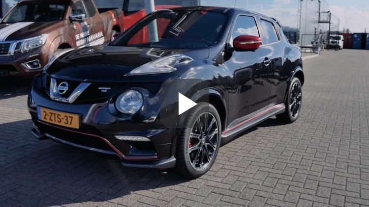 Video: de Nissan Juke Nismo RS is leuker dan je denkt
