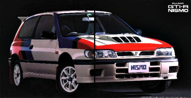 Nismo Pulsar GTi-R (RNN14) '91