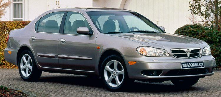 Nissan Maxima QX Elegance (A33) '00
