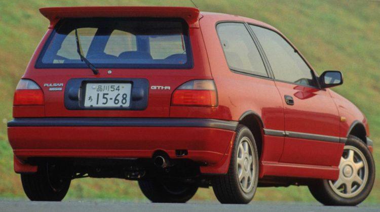 Nissan Pulsar GTi-Ra (RNN14) '90