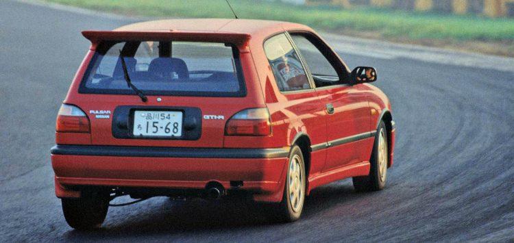 Nissan Pulsar GTi-R (RNN14) '90