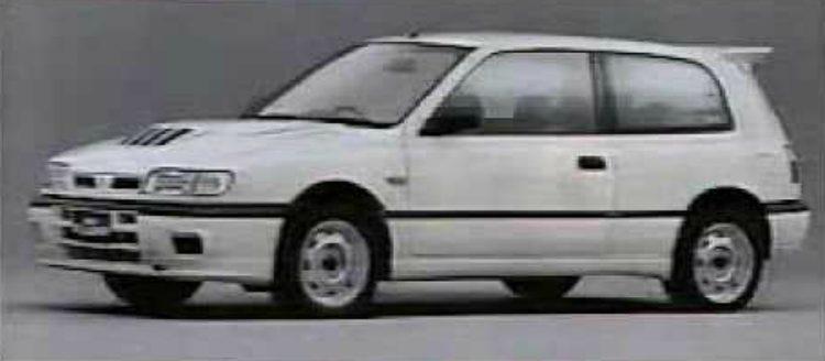 Nissan Pulsar GTi-Rb (RNN14) '90