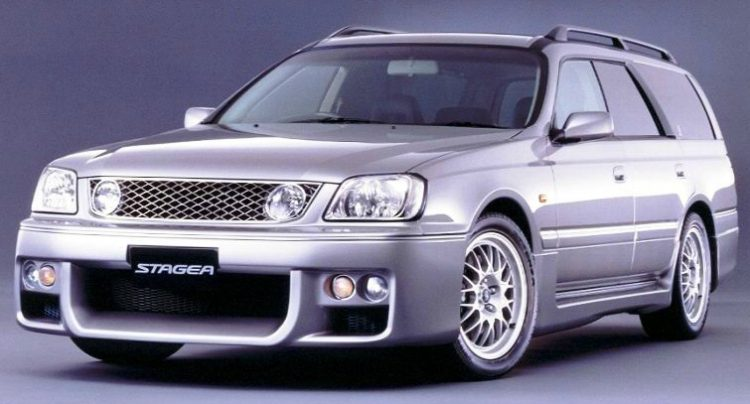 Nissan Stagea 260RS Autech Version (C34) '98