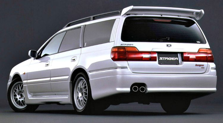 Nissan Stagea 260RS Autech Version (C34) '97