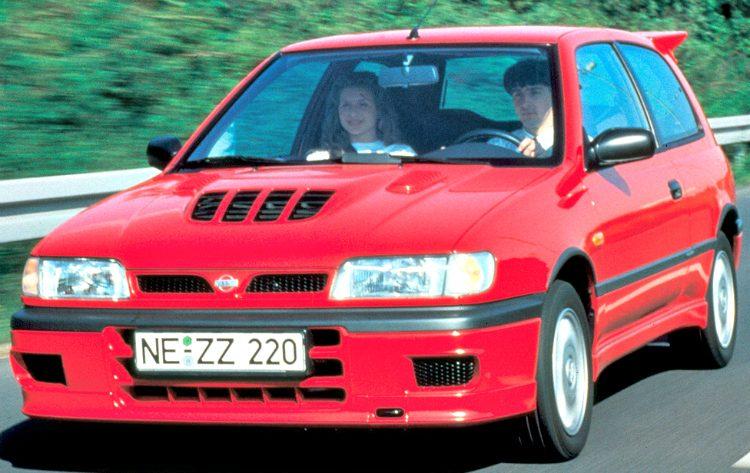 Nissan Sunny GTi-R (EGNN14) '92