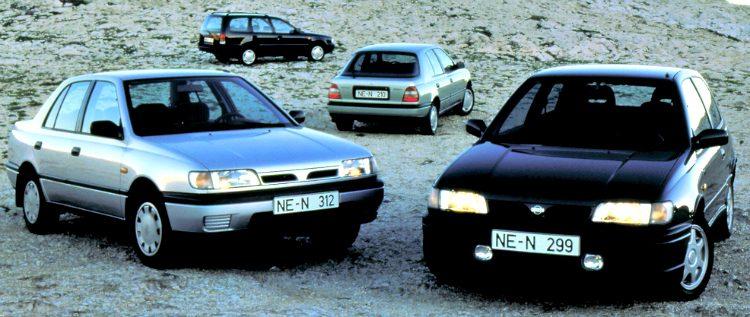 Nissan Sunny (S14) '91