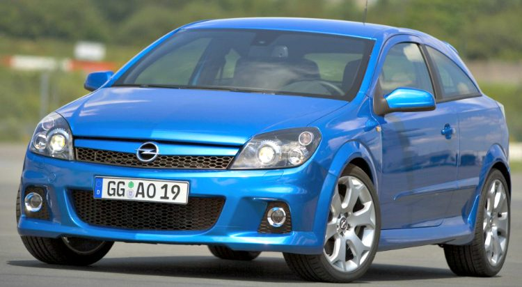 Opel Astra OPC (H) '06