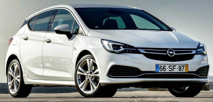 Opel Astra 1.6 Turbi Innovation (K) '18