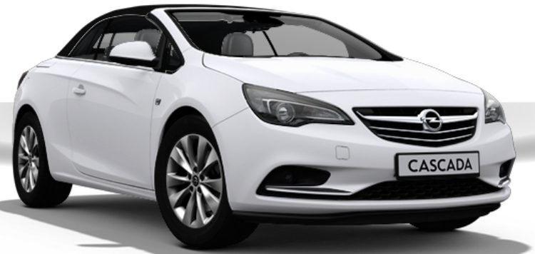 Opel Cascada 1.4 Turbo Innovation (A)