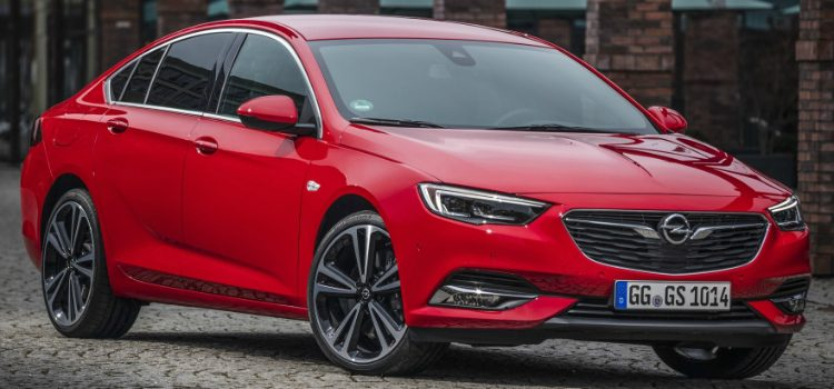 Opel Insignia Grand Sport 1.5 Turbo Innovation (B) '18