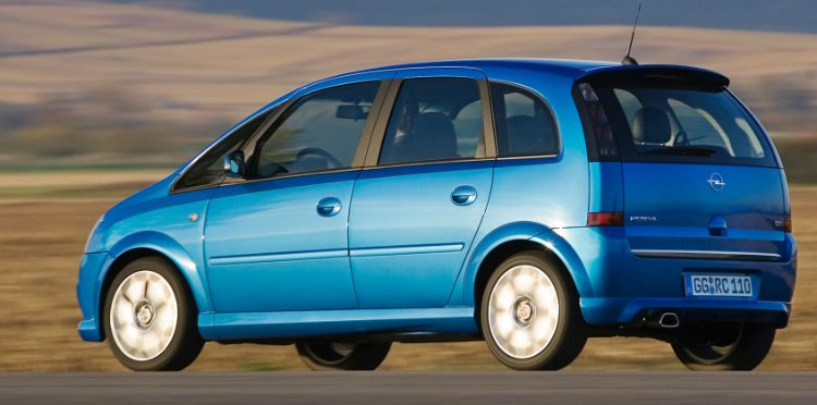 Opel Meriva OPC (A) '07