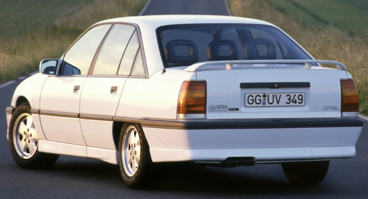 Opel Omega 3000 (A) '87