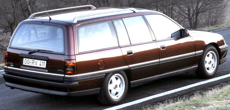 Opel Omega Caravan (A) '92