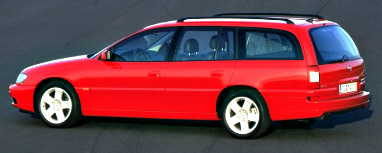 Opel Omega Stationwagon (B2) '99