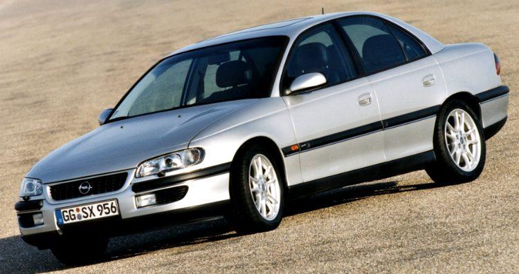 Opel Omega Edition Sport-II '98