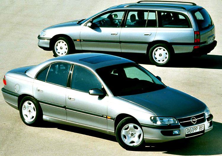 Opel Omega (B) '94