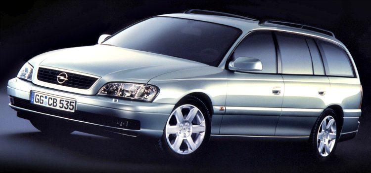 Opel Omega V8.com '99
