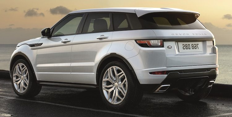 Vergelijking: de nieuwe Range Rover Evoque vs de oude