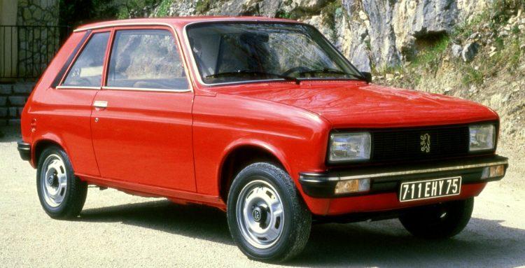 Peugeot 104 Z '88
