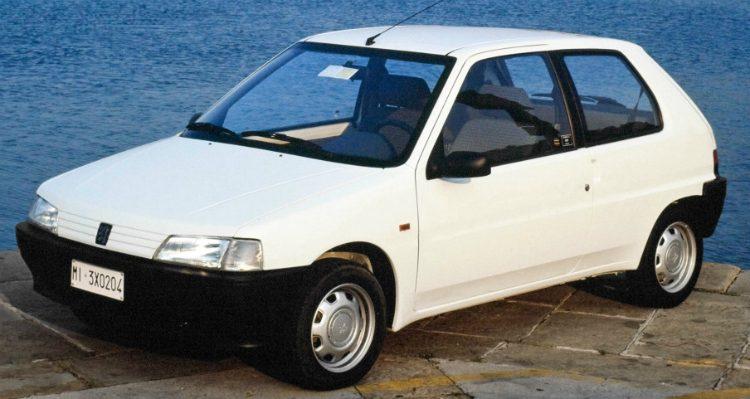 Peugeot 106 XN '91